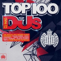 V/A 'Top 100 DJs 2014' (Ministry of Sound)