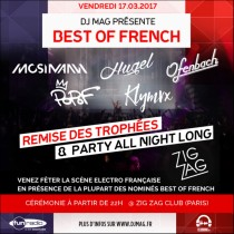 DJ Mag présente Best of French